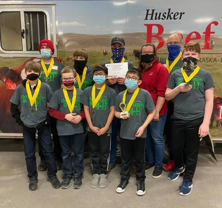 Cherry County Robotics Team Qualifies for State