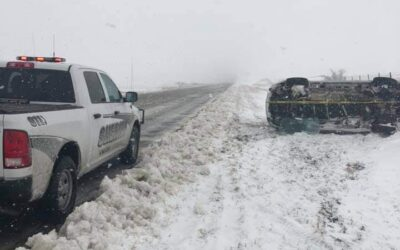 Conditions a Factor in Rollover