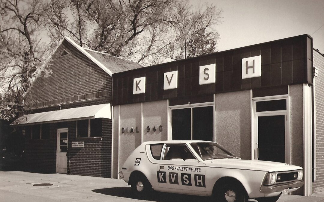 KVSH Radio Turns 60 Years Old!