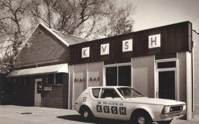 KVSH Radio Turns 60 Years Old!