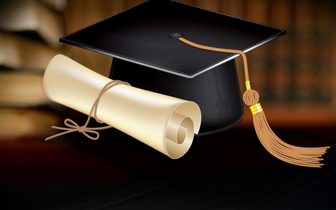 Area High School Graduation Information