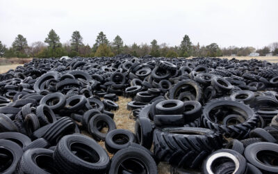 Tire Amnesty Grant Will Ship Out 300 Tons of Scrap Tires From Cherry County