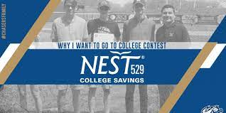 NEST529 Writing Contest Winners Announced