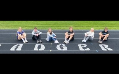 6 Athletes Qualify for State Track