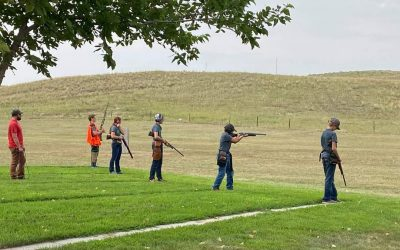 Cherry Co. 4-H Trap Shoot Results